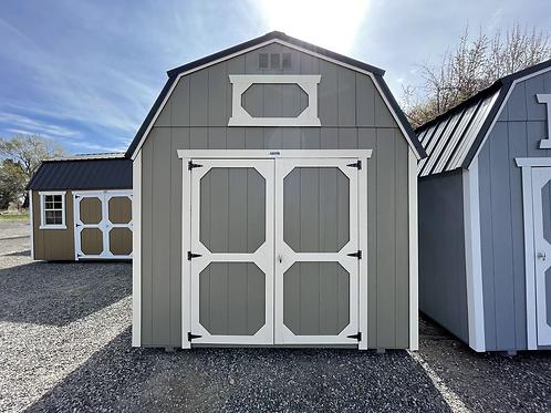 10x12 Lofted Barn Front Door