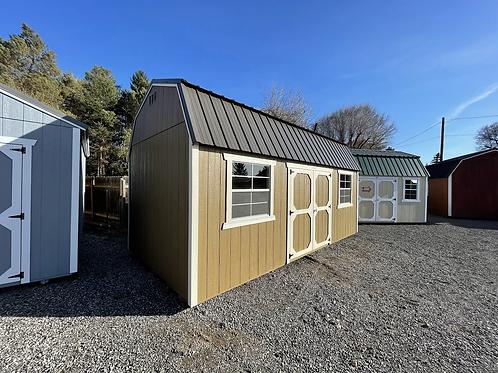 10x20 Lofted Barn Side Door