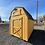 Thumbnail: 8x12 Lofted Barn Front Door