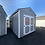 Thumbnail: 10x20 A Frame Style Front Door