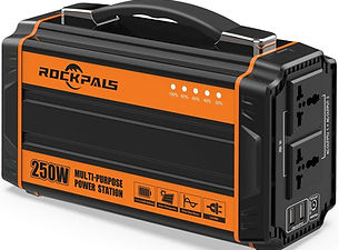 Tiny Home Rockpals 250-watt Portable Gen