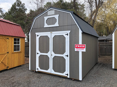 10x16 Lofted Barn Style Shed