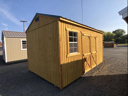 10x16 Utility Style Storage Shed