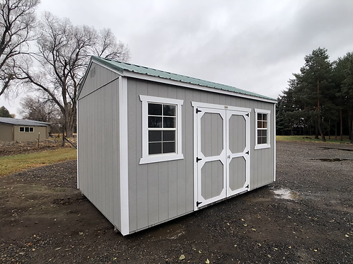 10x16 Utility Style Side Door