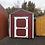 Thumbnail: 8x12 Front Door