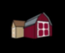 Central Oregon Sheds Logo