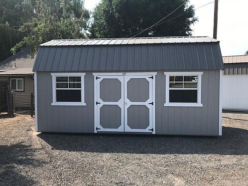 10X20 Lofted Barn Side Entry