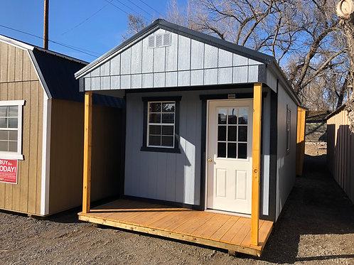 10x20 Utility Front Porch