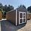 Thumbnail: 10x20 Utility Style Storage Shed
