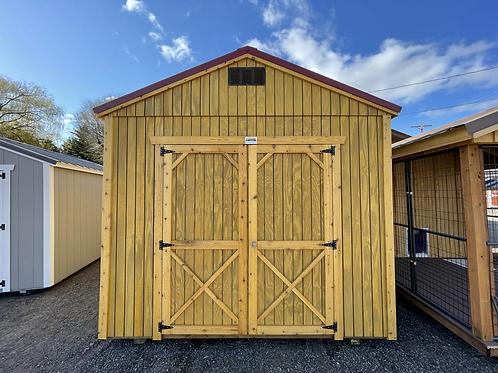10x12 A Frame Style Front Door