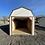 Thumbnail: 10x20 Lofted Barn Garage Package
