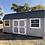 Thumbnail: 10x20 Lofted Barn Style Storage Shed
