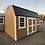 Thumbnail: 10x16 Side Door Lofted Barn