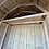 Thumbnail: 10x12 Lofted Barn Front Door