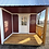 Thumbnail: 10x20 Lofted Barn Side Porch