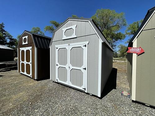 10x20 Lofted Barn Front Door