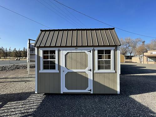 8x12 Lofted Barn Side Door