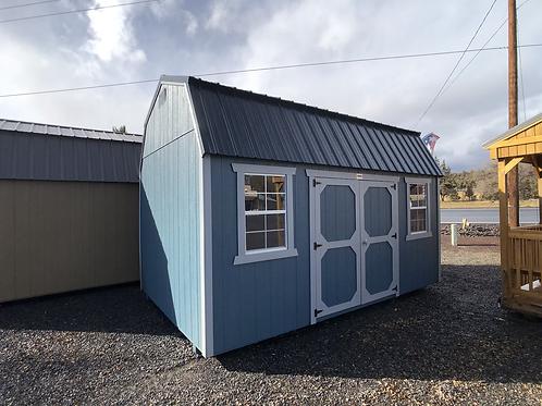10x16 Lofted Barn Side Door