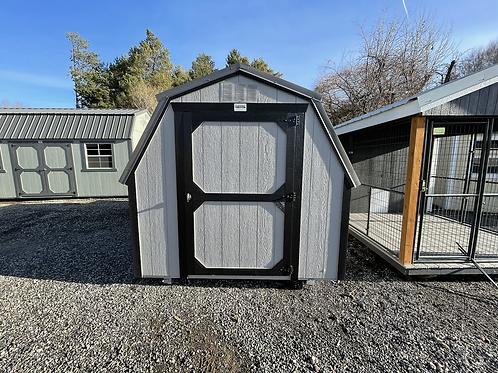 8x12 Barn Style Front Door