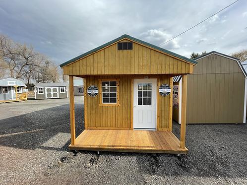 12x28 Front Porch Style Building