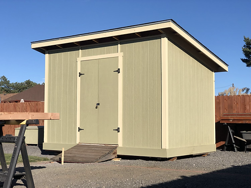 8x12 Used Consignment Shed