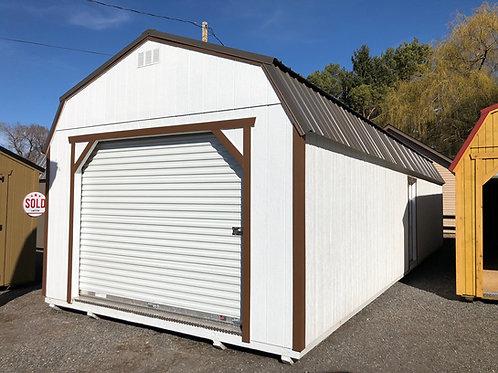 14x40 Lofted Barn Garage
