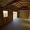 Thumbnail: 10x20 Lofted Barn Side Door