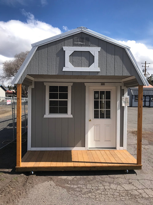 10x20 Lofted Barn Playhouse Package
