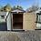 Thumbnail: 8x12 Barn Style Front Door