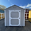 Thumbnail: 8x12 A Frame Style Front Door