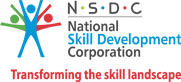National Skill Development Corporation logo