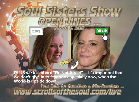 Soul Sisters Show Thursday June 11th 2020