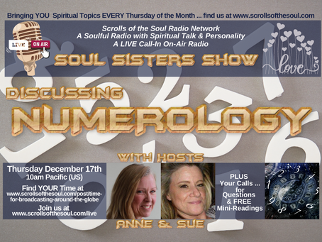 Sisters Show Thursday December 17th  2020