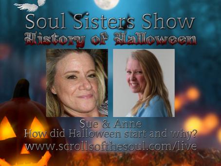 Soul Sisters Show Thursday October 31st  US/EU