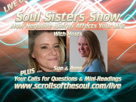 Soul Sisters Show Thursday November 21st US/EU & Friday November 22nd AU 2019
