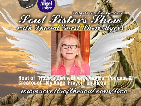 Soul Sisters Show Thursday November 7th US/EU & Friday November 8th AU 2019