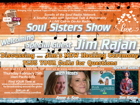 Soul Sisters Show Thursday February  25th 2021