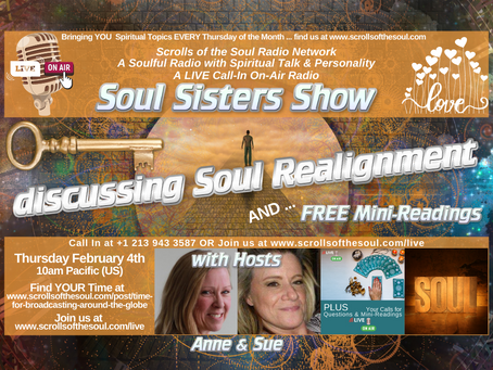 Sisters Show Thursday February 4th 2021