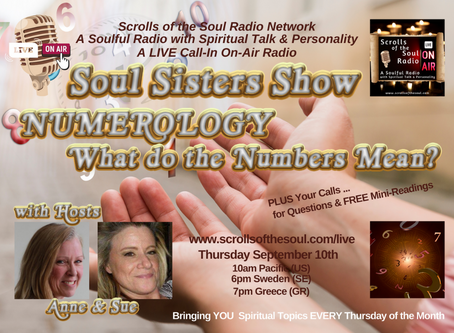 Cancelled - Soul Sisters Show Thursday September 17th 2020