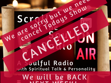 Cancelled - Sisters Show Thursday April 15th 2021