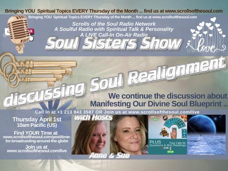 Sisters Show Thursday April 1st 2021