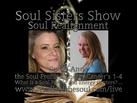 Soul Sisters Show Thursday November 14th US/EU & Friday November 15th AU 2019