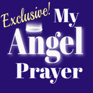 My Angel Prayer for Strength