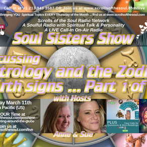 Sisters Show Thursday March 11th 2021