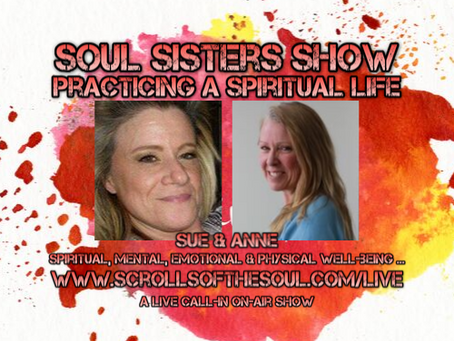Soul Sisters Show Thursday October 17th US/EU & Friday October 18th AU 2019