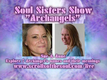 Soul Sisters Show Thursday September 12th US/EU & Friday September 13th AU 2019