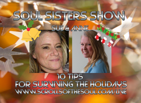 Soul Sisters Show Thursday December  12th US/EU & Friday December 13th AU 2019