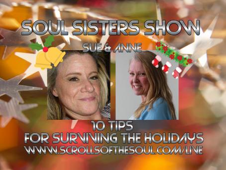 Soul Sisters Show Thursday December  12th US/EU & Friday December 13th AU 2019