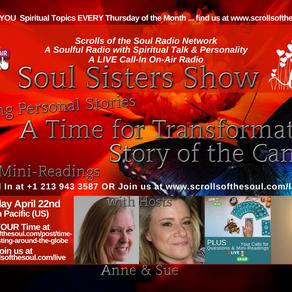 Sisters Show Thursday April 22nd 2021