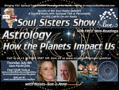 Sisters Show Thursday July 8th 2021